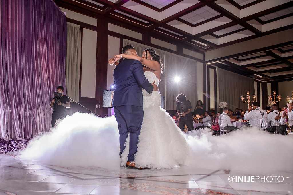 First Dance with Fog