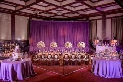 Purple and Gold Reception in Beeson Hall