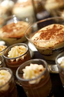 The Harbert Center Catering: Dessert Bar