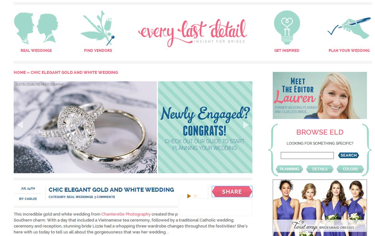 The Every Last Detail Blog