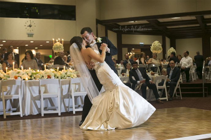 Harbert Center Beeson Hall First Dance