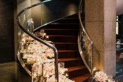 Harbert spiral staircase