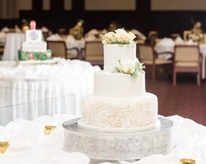 Harbert Center Wedding Cakes