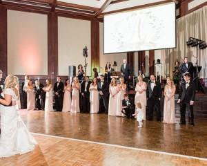 Harbert Center Reception First Dance